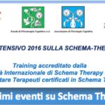 Corso Intensivo sulla Schema Therapy 2016: Workshop 2