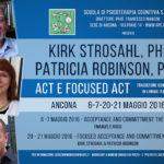 ACT e focused ACT – Ancona 6 e 7 Maggio 2016